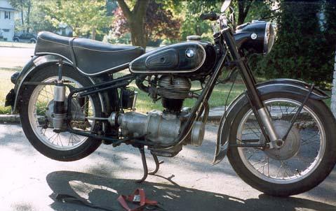 Custom BMW motorcycles R25-3