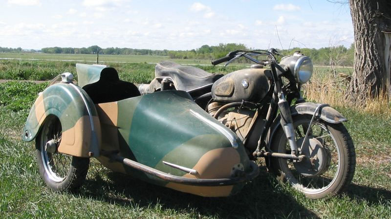 Dreyer sidecar body
